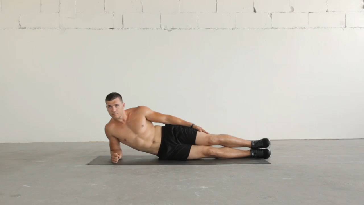 Side Plank Right Side